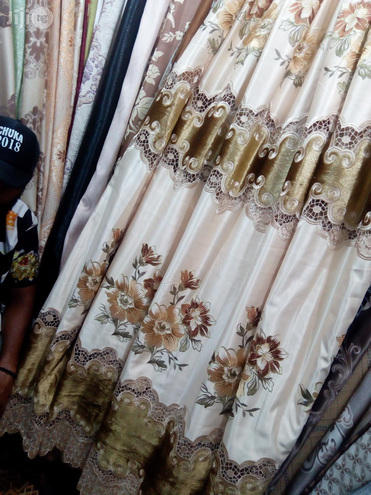 Curtain Interiors | Home Accessories for sale in Abakaliki, Ebonyi State, Nigeria