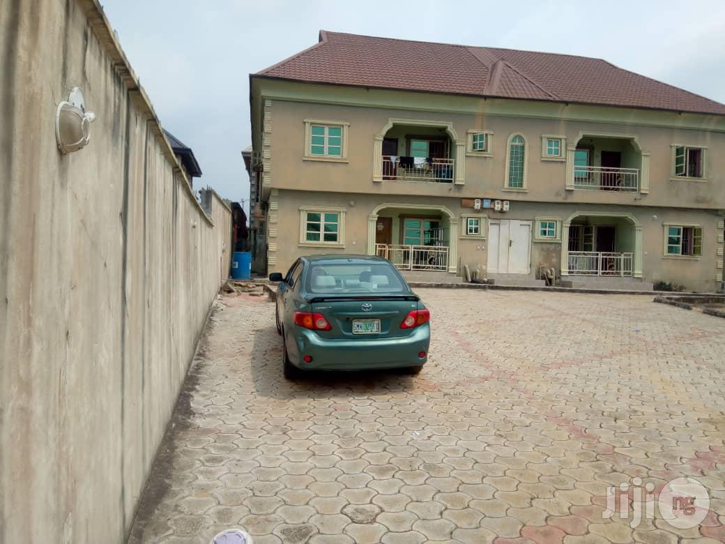 Archive: 4 Units of 2 Bedroom Flats for Sale at Abule-Ado Satellite Town Lagos State.