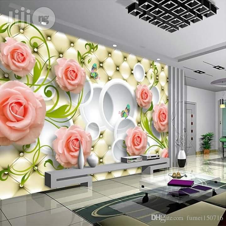 Wallpaper 3d Wall Panel