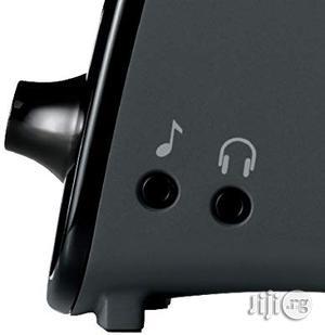 Logitech Z323 Stereo Speaker +Subwoofer   Audio & Music Equipment for sale in Lagos State, Ikeja