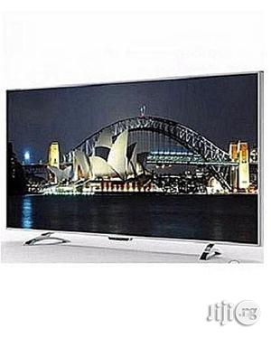 """Polystar Smart 4K Andriod TV With Gold Colour (Pv-led75s6600) 75""""   TV & DVD Equipment for sale in Lagos State, Alimosho"""