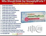 Phytoscience Snowphyll Forte | Vitamins & Supplements for sale in Lagos State, Surulere
