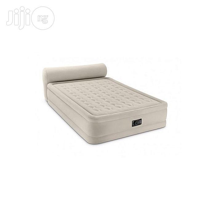 Intex Intex Headboard Air Bed