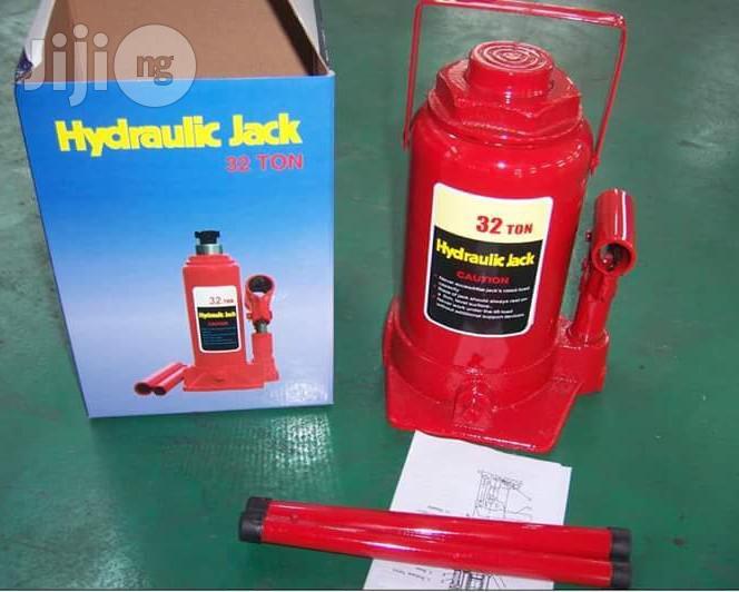 Hydraulic Bottle Jack 32ton