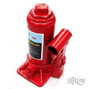Hydraulic Bottle Jack 5 Ton | Hand Tools for sale in Lagos State, Lagos Island (Eko)