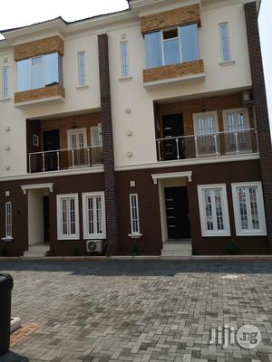 Luxury 4 Bedroom Terrace With Room Bq And Swimming Pool At Oniru Lekki | Houses & Apartments For Sale for sale in Lagos State, Lekki