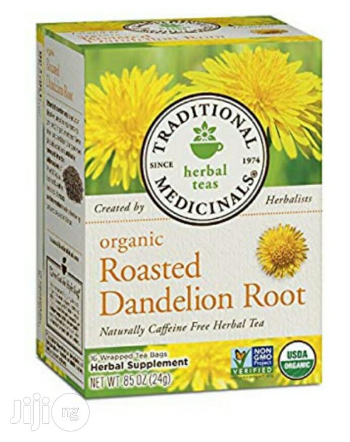 Dandelion Root. 16 Tea Bags (Detox )