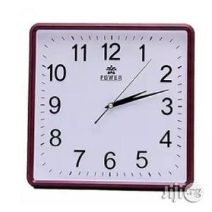 WIFI Wireless P2P Wall Clock Spy Camera With Motion Detection | Security & Surveillance for sale in Lagos State, Ikeja