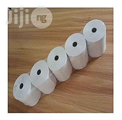 POS Thermal Paper Roll - 57mm X 50mm - 10pcs