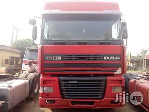 95xf Daf Trailer Head 2010 | Trucks & Trailers for sale in Lagos State, Amuwo-Odofin