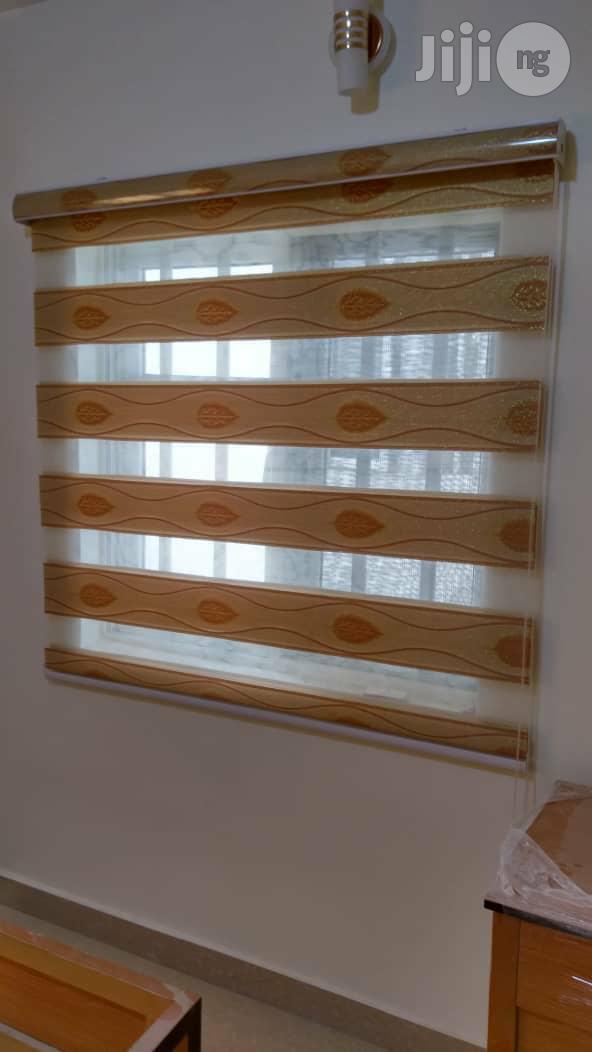 Day Night Window Blinds Plus Free Installation | Building & Trades Services for sale in Lekki, Lagos State, Nigeria
