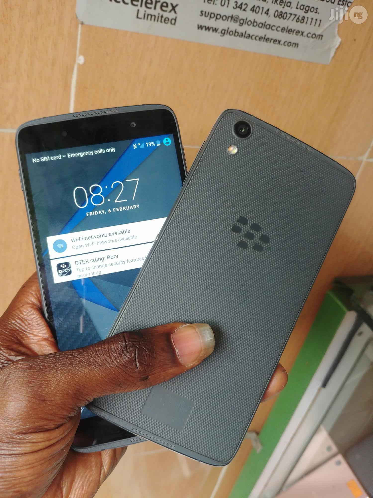 Blackberry Dtek 50 16GB For Sale