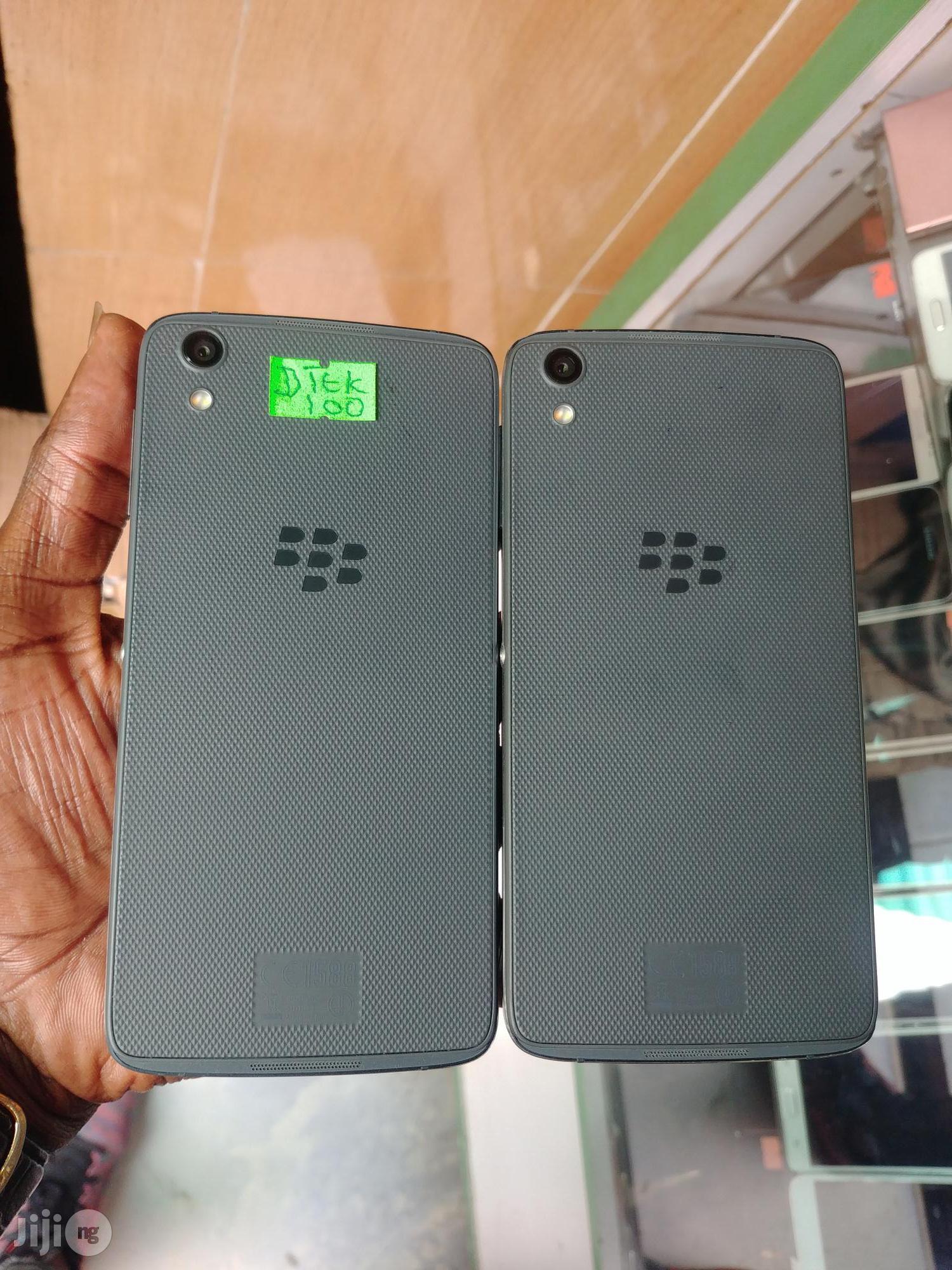 Blackberry Dtek 50 16GB For Sale | Mobile Phones for sale in Ikeja, Lagos State, Nigeria