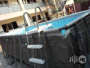 18ft Mobile Swimming Pool With Accessories | Sports Equipment for sale in Rivers State, Port-Harcourt