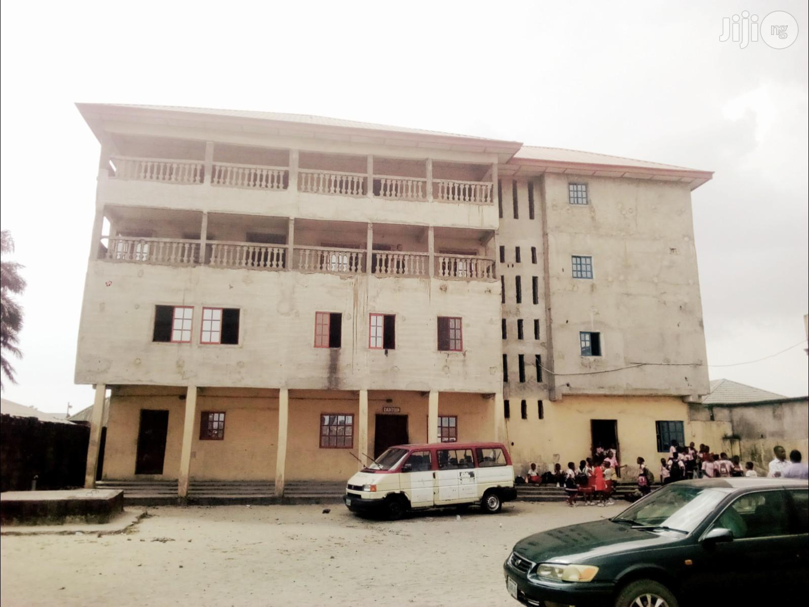 Archive: For SALE: A Secondary School at Trans Amadi, Portharcourt
