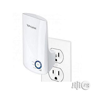 Tp-link 300mbps Universal Wi-fi Range Extender TL-WA850RE   Networking Products for sale in Lagos State, Ikeja