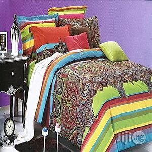 Classic Duvet and Bedsheet Plus 4 Pillow Cases 6 X 7 | Home Accessories for sale in Lagos State, Surulere