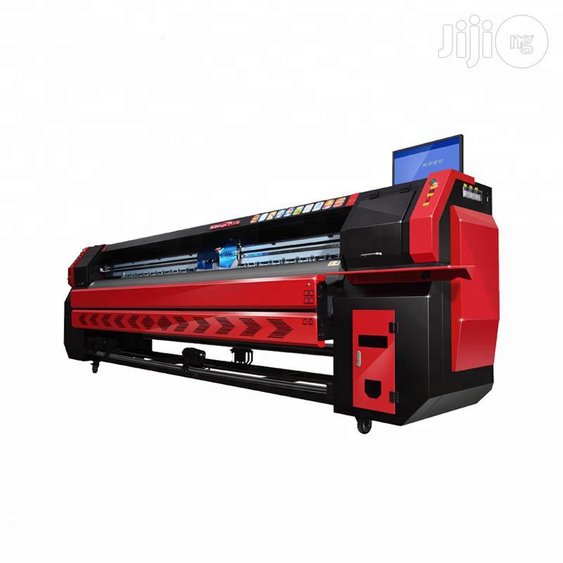 10 Ft Kingjet Large Format Machine