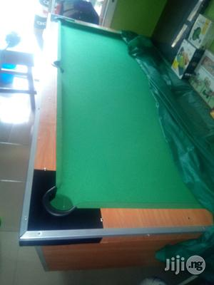 Locally Made Snooker Board With Complete Acceseries | Sports Equipment for sale in Lagos State, Ikeja