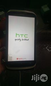 HTC Desire V 512 MB Black | Mobile Phones for sale in Ondo State, Akure