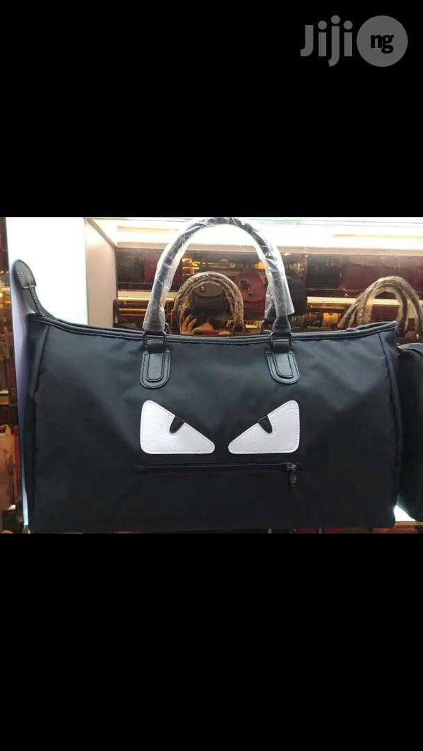 Fendi Traveling Bag