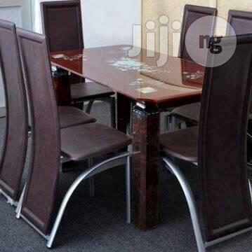Dinning Set Six(6)/ Four (4) Seater | Furniture for sale in Lagos State, Nigeria