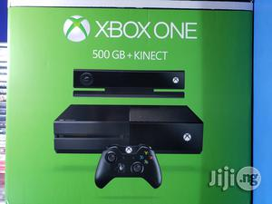 Xbox One Console With Kinect | Accessories & Supplies for Electronics for sale in Lagos State, Ikeja