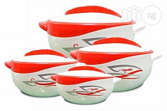 Pinnacle 4 Piece Set Insulated Casserole / Thermo Container | Kitchen & Dining for sale in Central Business Dis, Abuja (FCT) State, Nigeria