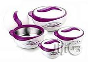 Pinnacle 4 Piece Set Insulated Caserole / Thermo Container | Kitchen & Dining for sale in Lagos State, Yaba