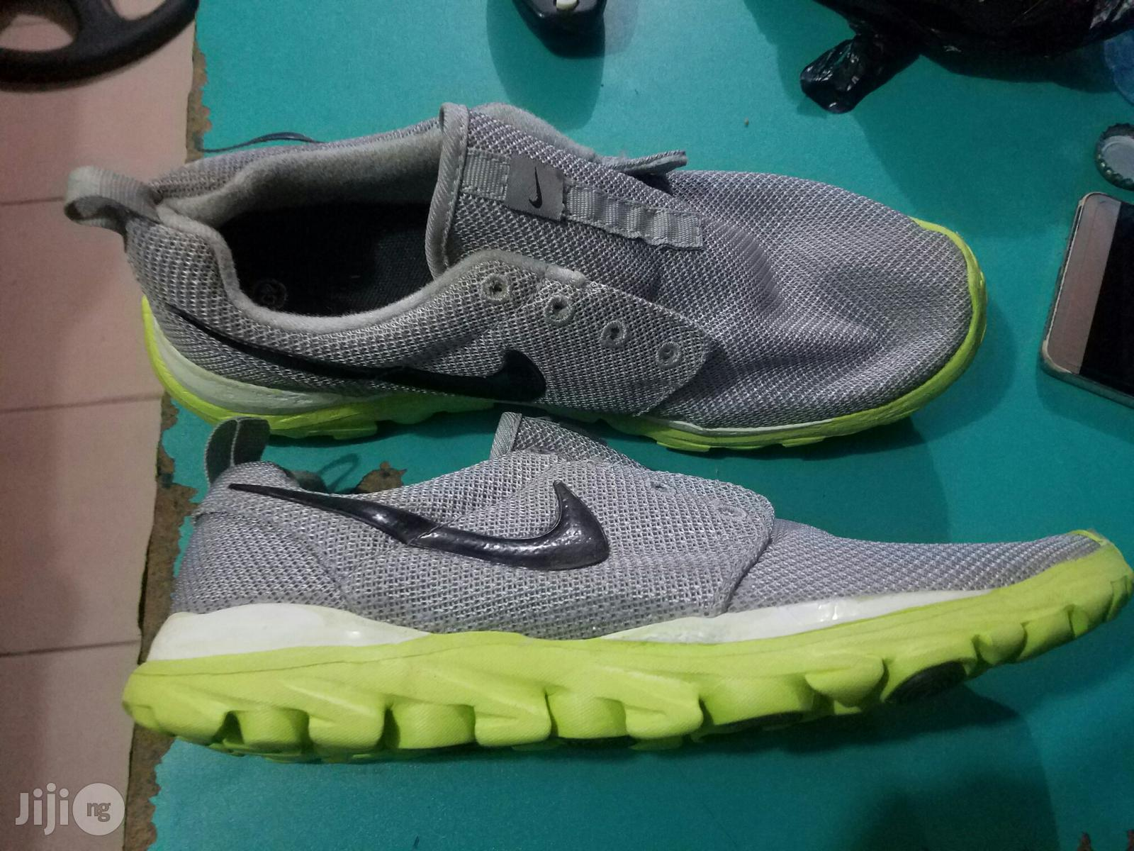 Nike 41 Sports Canvas | Shoes for sale in Ikeja, Lagos State, Nigeria