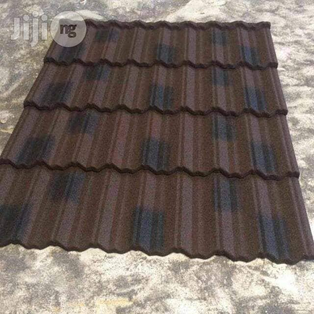 Archive: Original Five Star Stone Coated Roof Tiles