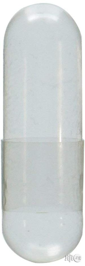 Empty Gelatin Capsules 0 Size -1000 Empty Capsules | Vitamins & Supplements for sale in Lagos State, Ifako-Ijaiye