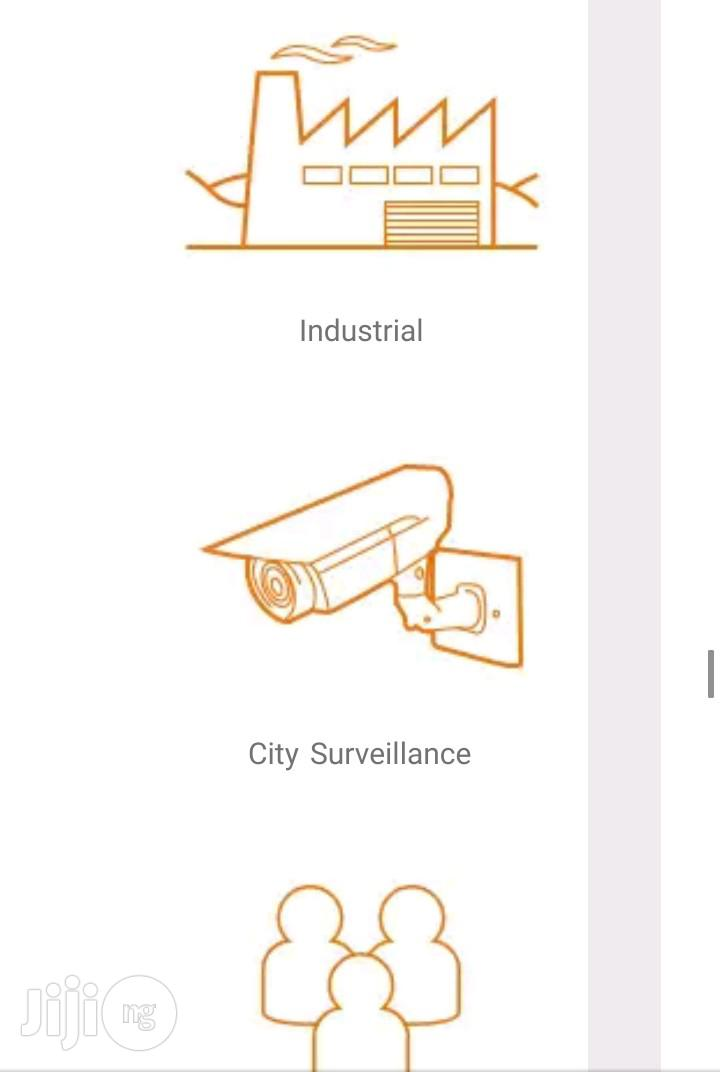 CCTV Cameras | Security & Surveillance for sale in Central Business Dis, Abuja (FCT) State, Nigeria