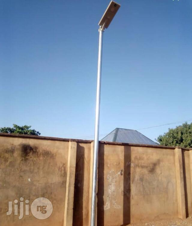 Well Design Security Solar Light System
