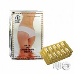 Dr James Hip Up Capsule and Gel