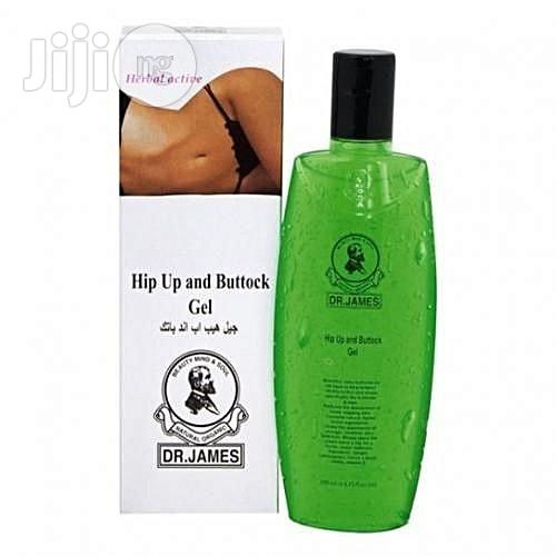 Dr James Hip Up Capsule and Gel | Sexual Wellness for sale in Amuwo-Odofin, Lagos State, Nigeria