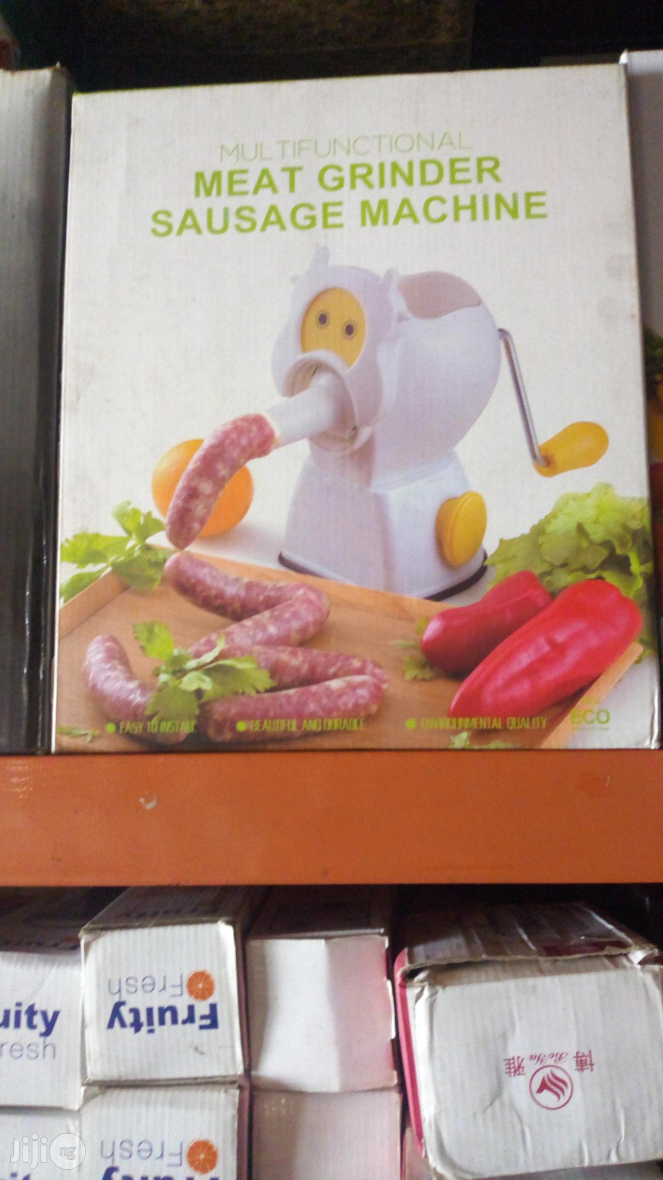 Meat Grinder Sausage Machine