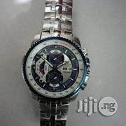 Original Casio Edifice Japan Chronographic Wrist Watch | Watches for sale in Lagos State, Lagos Island