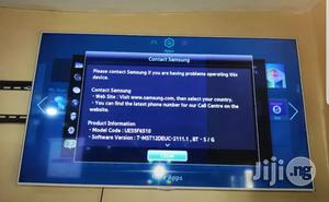 Samsung Smart Full HD 3D Led TV 55 Inches | TV & DVD Equipment for sale in Lagos State, Ojo