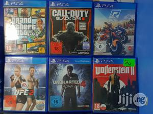 Playstation 4 Game Cds   Video Games for sale in Lagos State, Ikeja