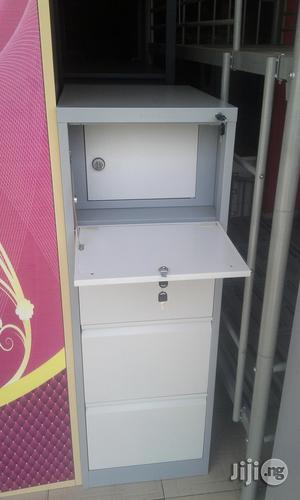 Office Metal Cabinet With Safe   Safetywear & Equipment for sale in Lagos State, Lekki