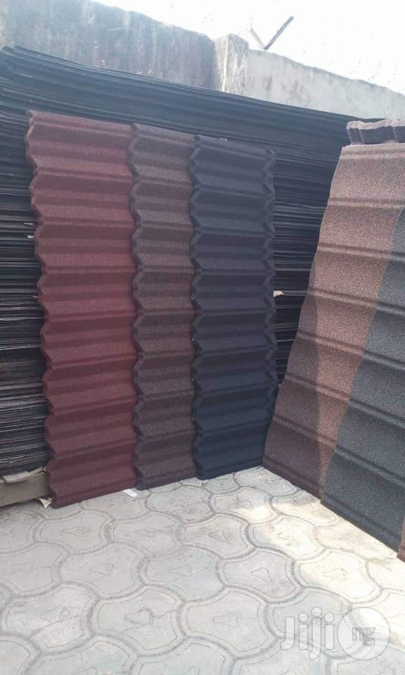 2020 Updated Cost of Stone Coated Roofing Sheet in NIGERIA