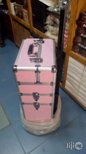 Makeup Box Trolley Box 3in1   Tools & Accessories for sale in Lagos State, Amuwo-Odofin