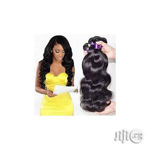 "Fashion Fashion Peruvian Human Hair 18""   Hair Beauty for sale in Lagos State, Ikeja"