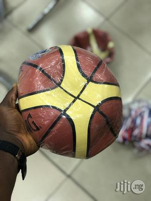 New Basketball   Sports Equipment for sale in Lagos State, Kosofe