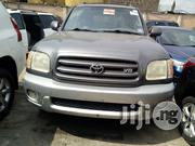 Toyota Sequoia 2003 Gray | Cars for sale in Lagos State, Ojodu