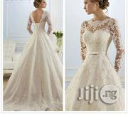 A-Line Wedding Gown   Wedding Wear for sale in Abuja (FCT) State, Lugbe District