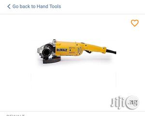 Dewalt Heavy Duty Angle Grinder 9inches   Electrical Hand Tools for sale in Lagos State, Apapa