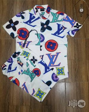Louis Vuitton Top and Short | Clothing for sale in Lagos State, Lagos Island (Eko)