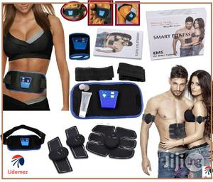 EMS Body Beauty Mobile Gym With Abs Gymsatic Slimming Waist Belt | Tools & Accessories for sale in Lagos State, Ikeja